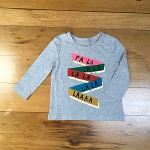 NWT Gymboree Girls Long Sleeve T-shirt